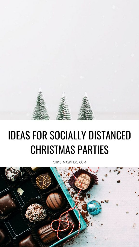 Ideas For Socially Distanced Christmas Parties 8 Options For Virtual Christmas Celebrations