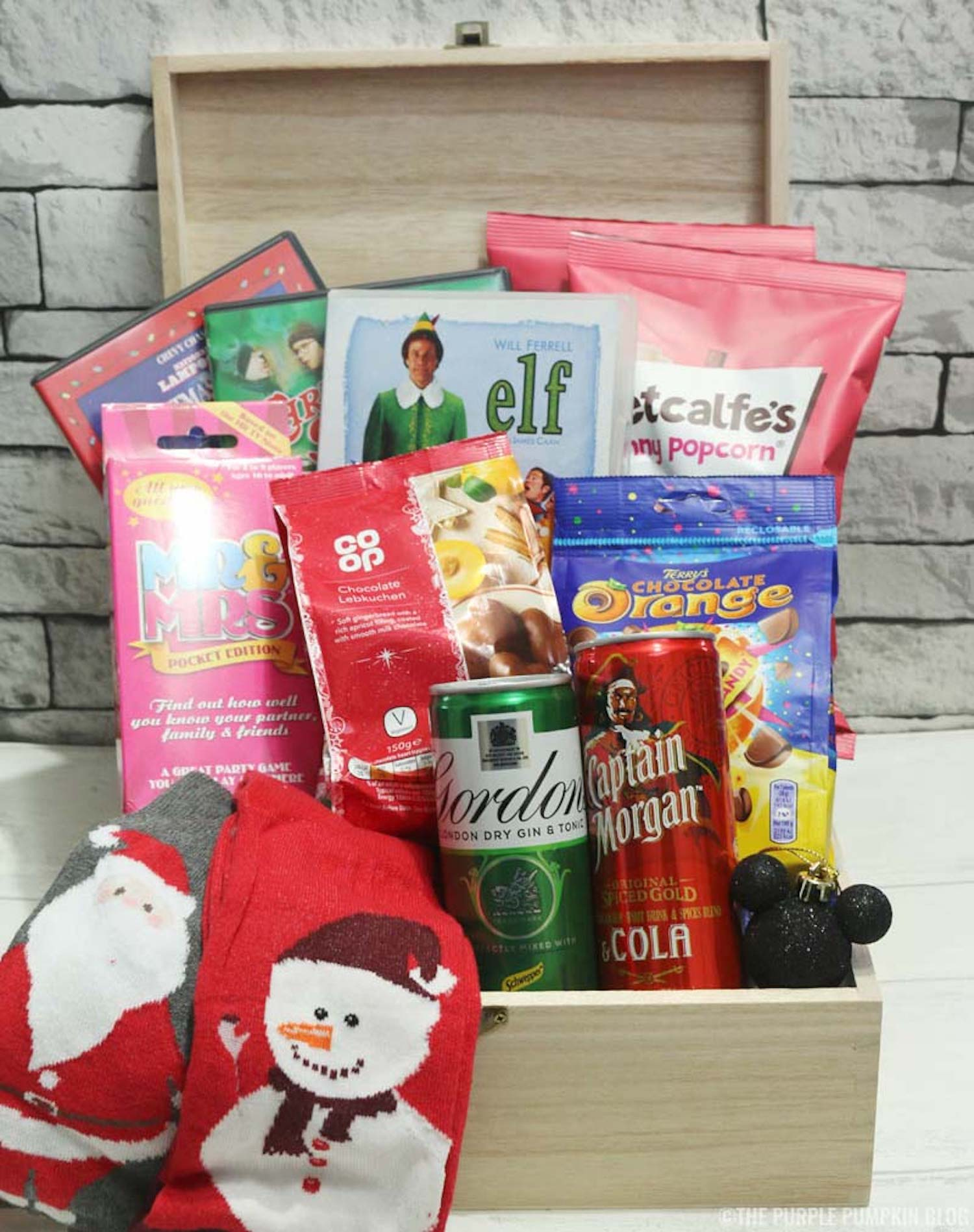Diy Christmas Eve Box Ideas Gift Ideas For Kids And Adults