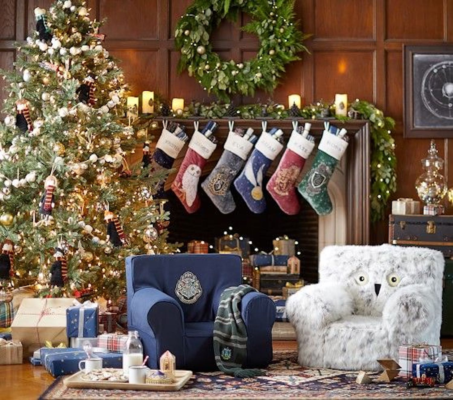 Harry Potter Christmas Ideas How To Create A Magical Theme This Xmas